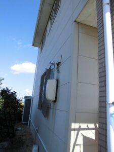 外壁サイディング 既存
